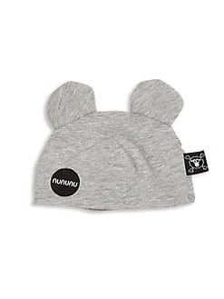 17afea9bcc468 QUICK VIEW. Nununu. Baby s Heathered Mouse Ears Hat