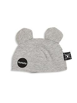 Nununu - Baby s Heathered Mouse Ears Hat e0c8cf7be449