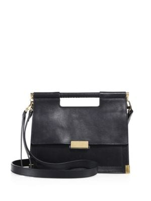 Want Les Essentiels De La Vie Valencia Leather Satchel