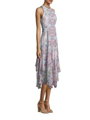 Wild Heart Printed Dress