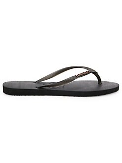 f82972bc920d Havaianas - Textured Rubber Thong Flip-Flops