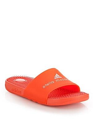 def06efaec22 adidas by Stella McCartney - Adissage Recovery Slide Sandals - saks.com