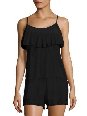 Butterfly Ruffled Camisole by Commando