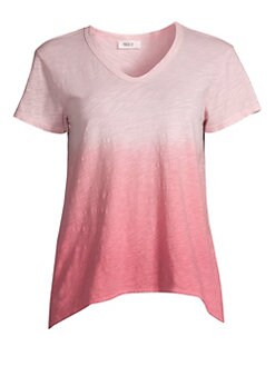 f65e9bbbfe QUICK VIEW. Wilt. Ombre Short Sleeve Tee