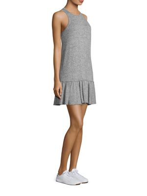 Le Club Heathered Dress by McGuire