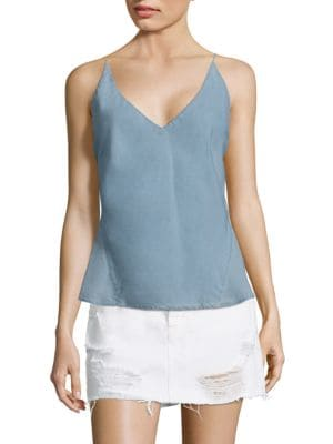 Lucy Chambray Camisole by J BRAND