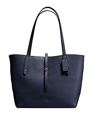 fc84d461a9ed Salvatore Ferragamo - Amy Convertible Leather Tote - saks.com
