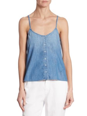 Austen Chambray Cami Tank by AG