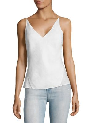 Lucy Linen Camisole by J BRAND