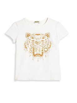 a1185260f Kenzo. Toddler's & Girl's Jungle Tiger Tee