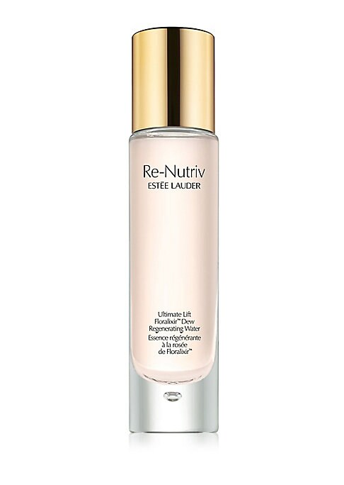 Image of A brilliantly concentrated infusion that renews skin for a smoother, firmer, more lifted look. This powerful concentration of exclusive Floralixir™ Dew nourishes, soothes and strengthens skin against future signs of aging and endlessly renews youthf