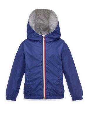 Toddlers Little Boys  Boys Hooded Windbreaker Jacket