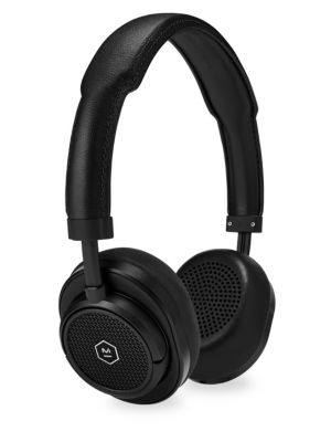 Master & Dynamic Leather Headphones