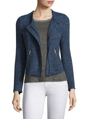 Tracy Tweed Boucle Jacket by Generation Love