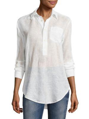 Linen Tunic by Polo Ralph Lauren