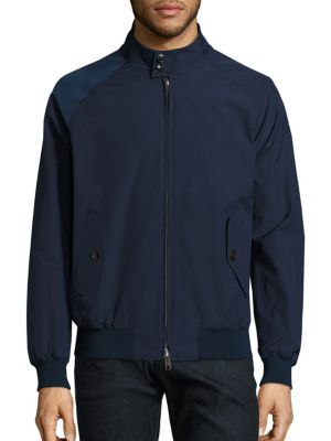 BARACUTA G9 Original Wind-Resistant Jacket in Navy
