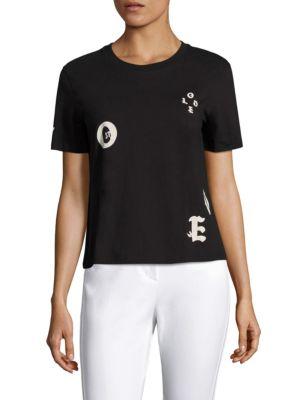 Love Cotton Logo Tee by 3.1 Phillip Lim