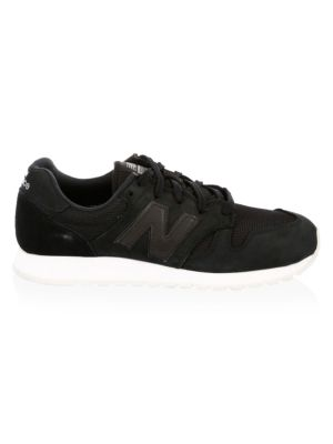 New Balance 520 Suede Low Top Sneakers