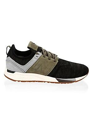 3b98744213b2 New Balance - 574 Leather Brogue Sneakers - saks.com