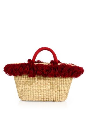 Nannacay Luly Weave Tote