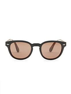 e1a59e4f3e QUICK VIEW. Oliver Peoples. Sheldrake Leather 47MM Sunglasses