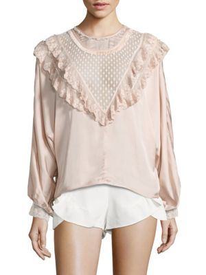 Diamond Dancer Heaven on Earth Blouse by Alice McCall