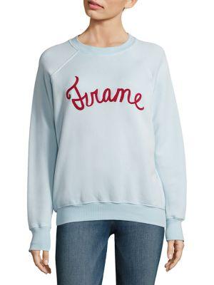 Old School Sweatshirt by FRAME