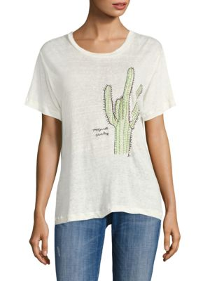 Mojave Cactus Tee by Banner Day