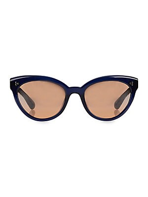 01a580b82a0ef Oliver Peoples - Roella 55MM Mirrored Cat Eye Sunglasses