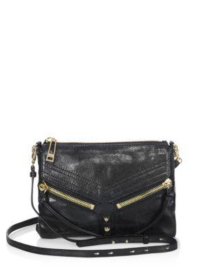 Botkier  Trigger Leather Crossbody Bag