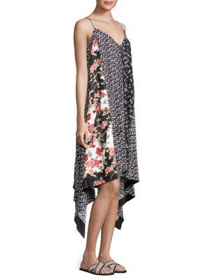 Londar Handkerchief Hem Dress by Rag & Bone