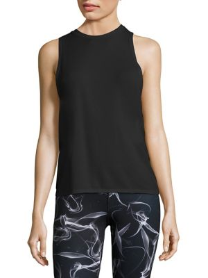 Solid Muscle Tank by ALALA
