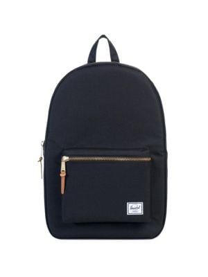 'Settlement' Backpack - Black