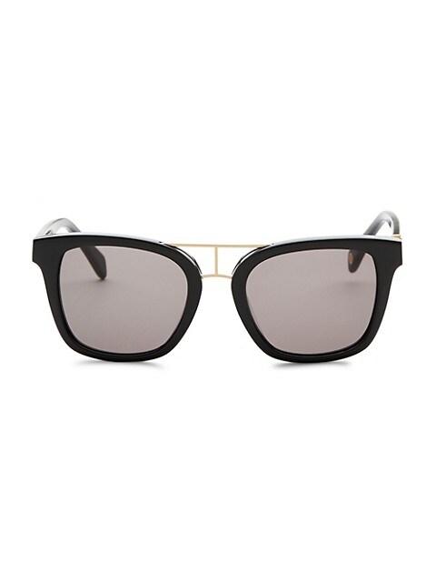 Modified 52MM Square Sunglasses