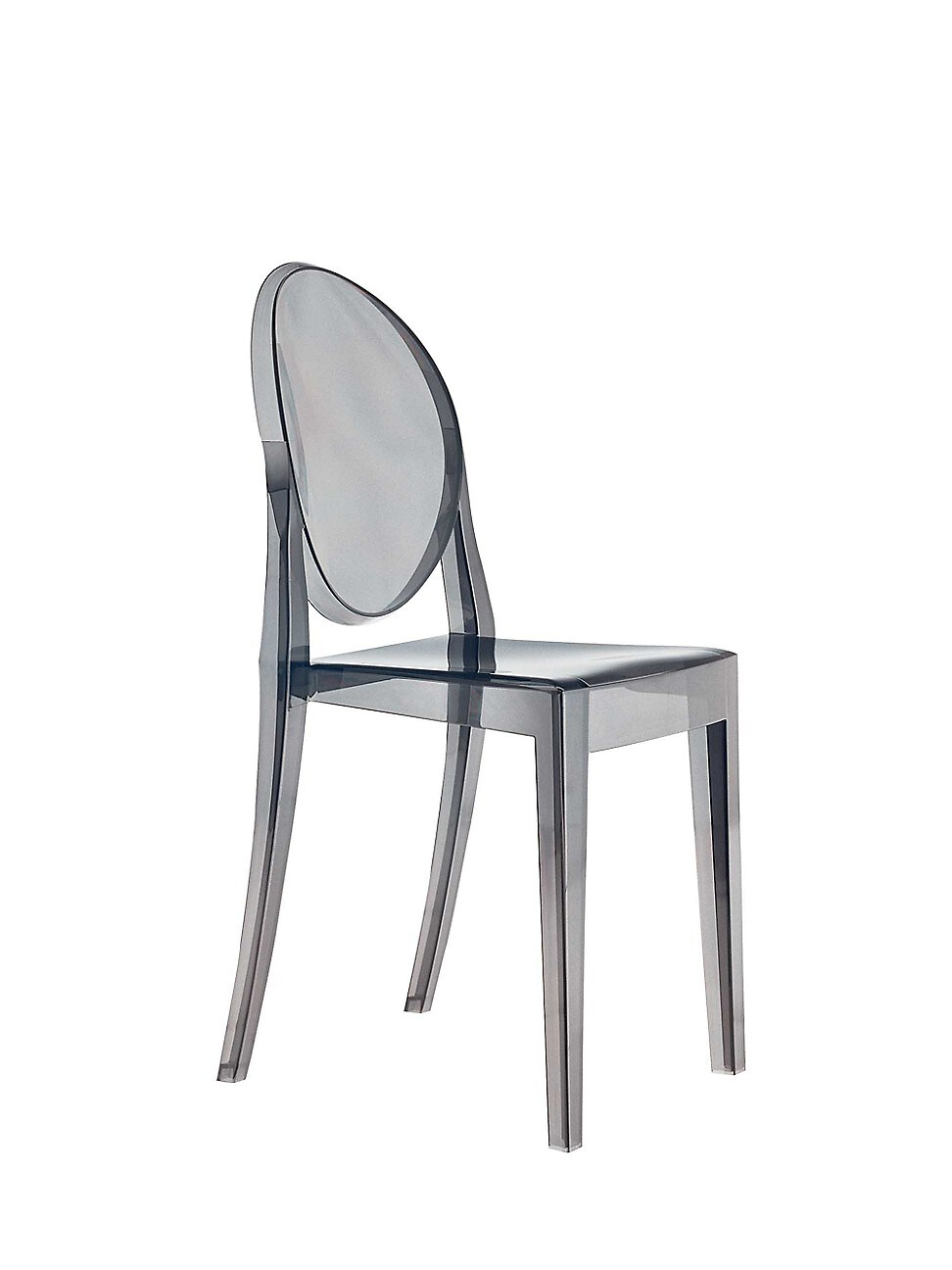 Chic, coveted chairs for the classic modernist. Designed by Philippe Starck. Scratch- and weather-resistant Durable and stable Stackable, up to 7 chairs Overall: 36\\\