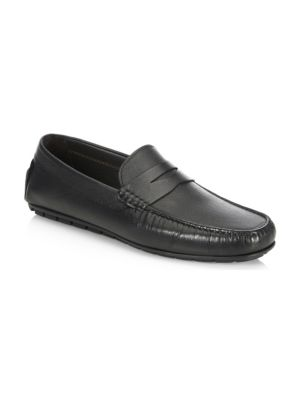 To Boot New York  Leather Penny Loafer