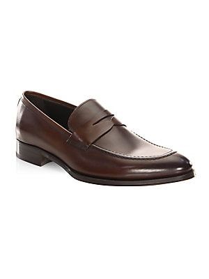 b36f225ff8a To Boot New York - Dupont Penny Loafers - saks.com