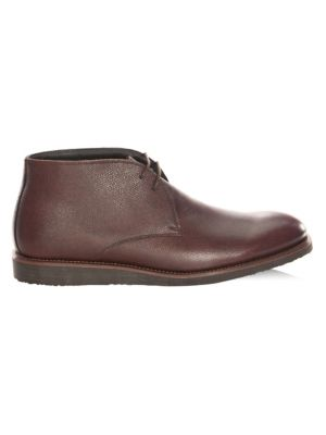 To Boot New York  Franklin Leather Chukka Boots
