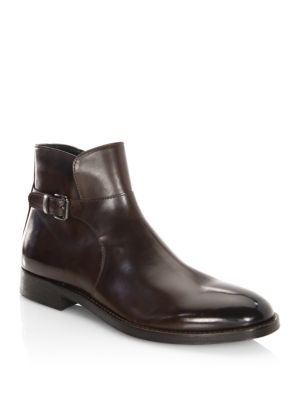 To Boot New York  Heath Leather Boot