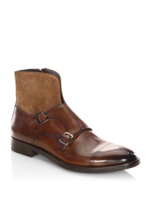 To Boot New York  Broome Zippered Boot