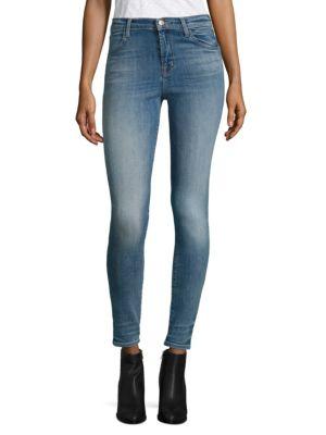 Maria High-Rise Skinny Jeans/Adventure