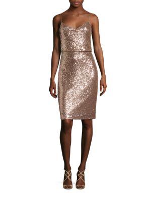 Emery Sequin Tulle Dress