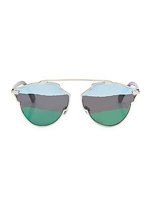 4948df2e68a3 Dior - Reflected 52MM Modified Pantos Sunglasses - saks.com