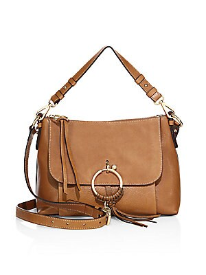 7b7b2a8491ed Burberry - Ashby Medium House Check Cotton Shoulder Bag - saks.com