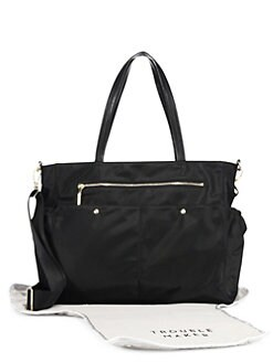 Milly Minis Solid Diaper Bag