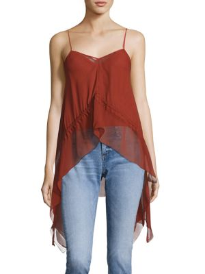 Eleanor Ruffled Top by Elizabeth and James