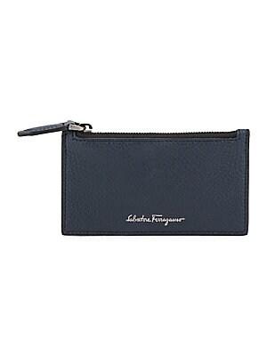 f22970c15d Salvatore Ferragamo - Muflone Metallic Leather Backpack - saks.com