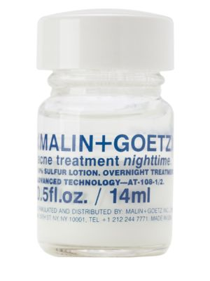 Malin + Goetz Acne Treatment Nighttime/0.5 oz.