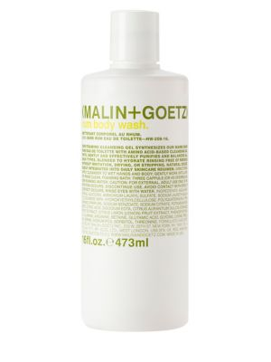 Malin + Goetz Rum Body Wash/16 oz.