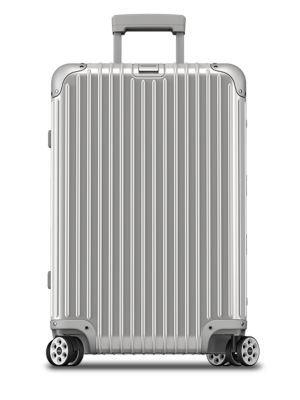 "Topas 29"" Multiwheel Electronic Tag Suitcase in Silver"
